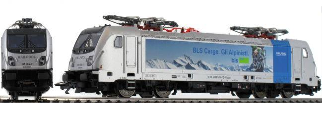 TRIX 22279 E-Lok BR 187.0 TRAXX AC3 BLS Cargo | mfx/DCC Sound | Spur H0