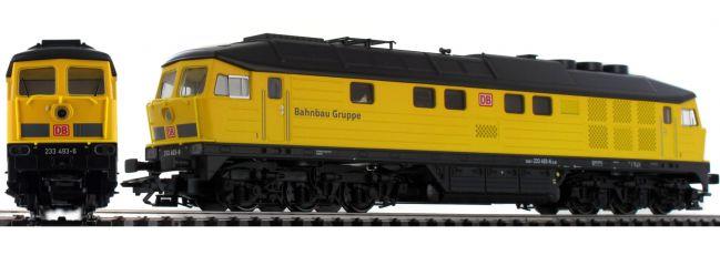 TRIX B-WARE 22402 Diesellok BR 233 Tiger DB Bahnbau | mfx/DCC Sound + Rauch | Spur H0