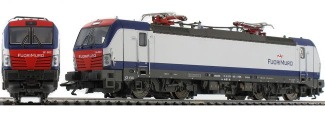 ausverkauft | TRIX 22668 E-Lok BR 191 FuoriMuro | mfx/DCC Sound | Spur H0