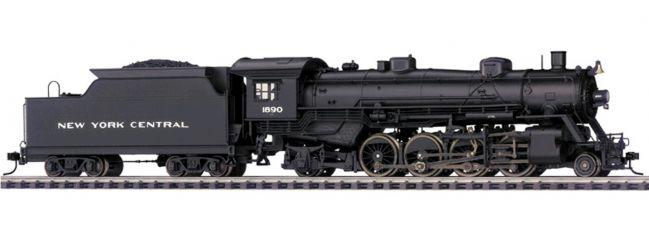 TRIX 22801 Dampflok Reihe H6 Mikado NYC | DCC Sound | Spur H0