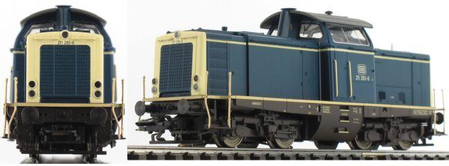 TRIX 22822 Diesellok BR 211 DB | DCC-SOUND mfx | Spur H0