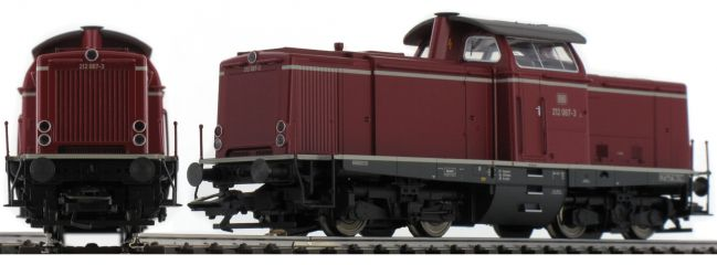 TRIX 22826 Diesellok BR 212 DB | mfx/DCC Sound | Spur H0