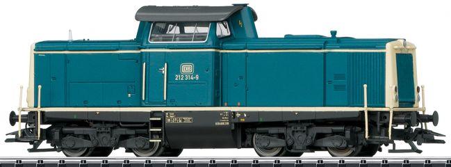 TRIX 22827 Diesellok BR 212 DB   mfx/DCC Sound   Spur H0