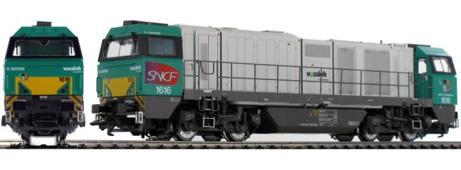 TRIX 22922 Schwere Diesllok G 2000 SNCF   mfx/DCC Sound   Spur H0