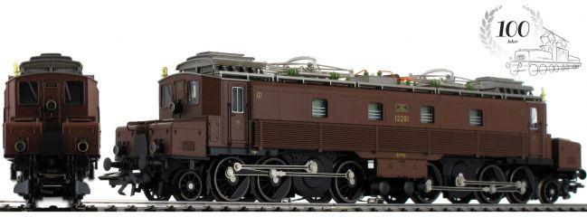 TRIX 22968 E-Lok Fc 2x3/4 Köfferli SBB | mfx/DCC Sound | Spur H0