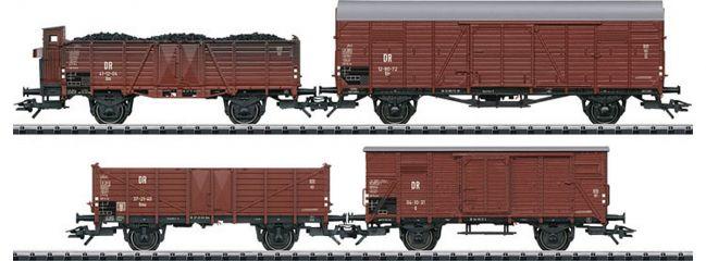 TRIX 24128 Güterwagen-Set 4-tlg. DR | DC | Spur H0