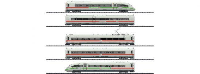 TRIX 25976 Hochgeschwindigkeitszug ICE 4 DB | mfx Sound | DC digital | Spur H0