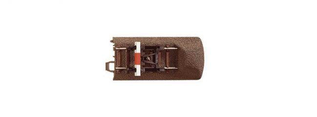 TRIX 62977 Gleisende mit Prellbock | 1 Stück | TRIX C-Gleis Spur H0