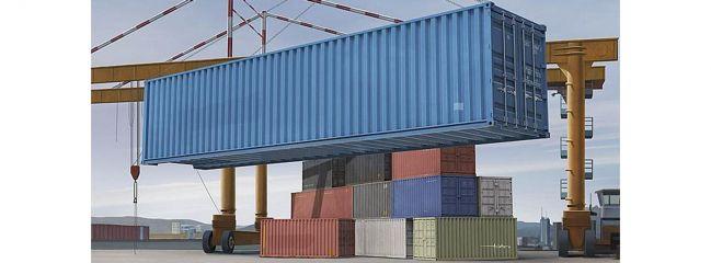 TRUMPETER 01030 Container 40ft. | Bausatz 1:35