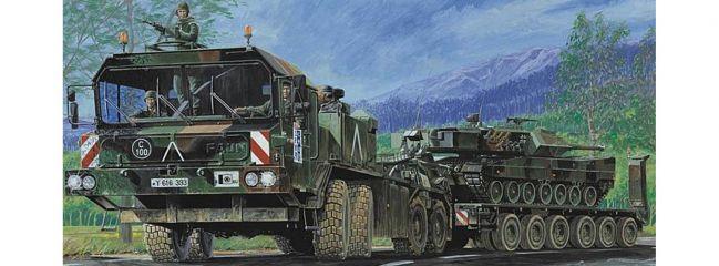 TRUMPETER 0203 Elefant Faun SLT-56   Panzer-Schwertransporter   Bausatz 1:35