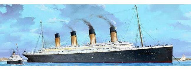 TRUMPETER 03719 R.M.S. TITANIC mit Beleuchtung   Schiff Bausatz 1:200