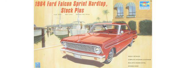 Trumpeter 02507 Ford Falcon Sprint Hardtop 1964 Auto Bausatz 1:25