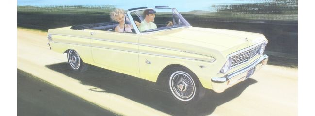 Trumpeter 02509 Ford Futura Convertible 1964 Auto Bausatz 1:25
