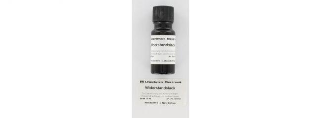 Uhlenbrock 40410 Widerstandslack 10 ml
