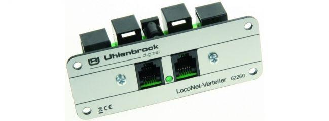 Uhlenbrock 62260 LocoNet Verteiler