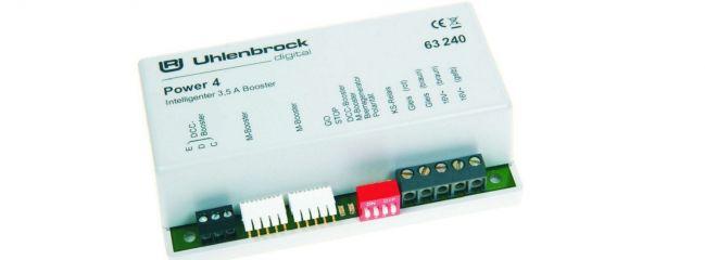 Uhlenbrock 63240 Power 4 Booster