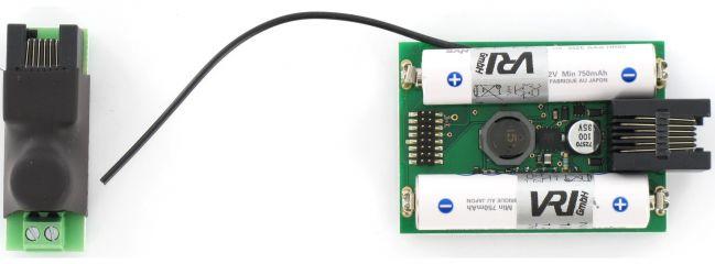 Uhlenbrock 66310 Funkmodul zur Nachrüstung von DAISY II (ohne Funk)