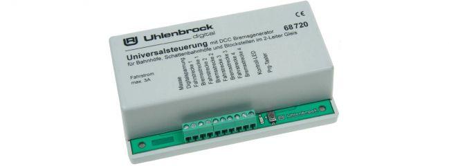 Uhlenbrock 68720 Universalsteuerung 2-Leiter-Gleis