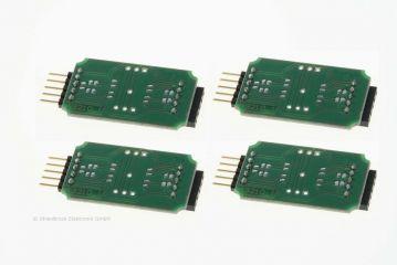 Uhlenbrock 69212 Track-Control Verbindungsplatine | 4 Stück