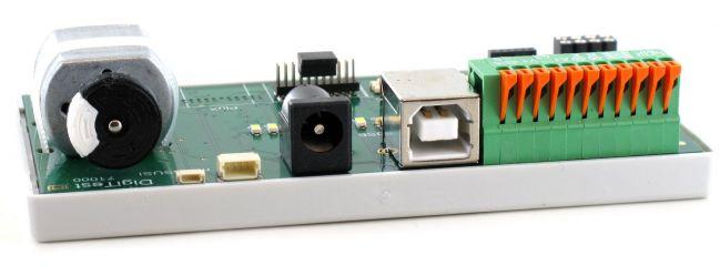 Uhlenbrock 71000 DigiTest | Digital- und Sounddecoder Teststation