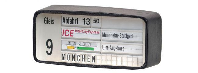 Viessmann 1397 Zugzielanzeiger mit LED-Beleuchtung Fertigmodell 1:87