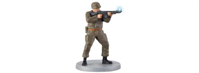 Viessmann 1530 Soldat stehend mit Gewehr eMotion | Figuren Spur H0