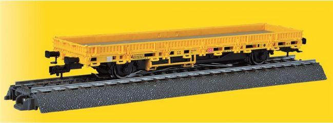 Viessmann 2315 Niederbordwagen mit Antrieb gelb für Zweileiter Fertigmodell 1:87