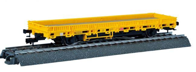 Viessmann 2316 Niederbordwagen gelb   digital Sound   AC   Spur H0