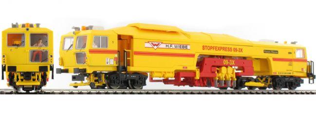 Viessmann 2692 Schienenstopfexpress Fa. Wiebe Funktionsmodell 2-Leiter-System Spur H0