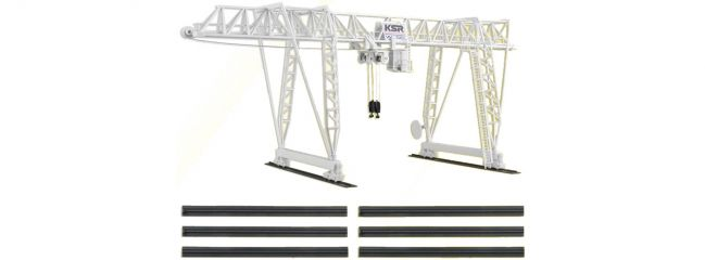 kibri 38531 Überladekran WASEL | Bausatz Spur H0