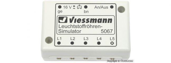 Viessmann 5067 Leuchtstoffröhren-Simulator