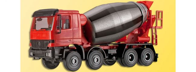 Viessmann 1133 Betonmischer-LKW | Baumaschinen-Modell 1:87