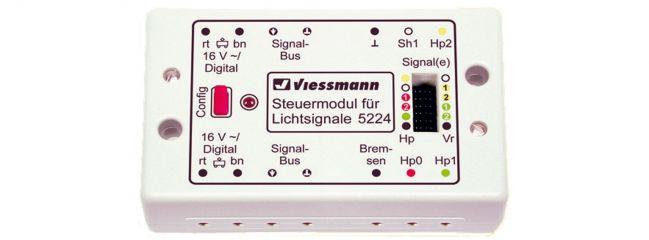 Viessmann 5224 Digital Steuermodul Lichtsignale