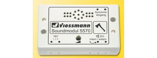 Viessmann 5570 Soundmodul Holzhacker