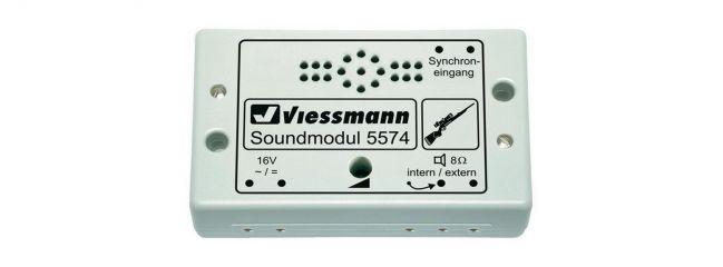 Viessmann 5574 Soundmodul Jäger