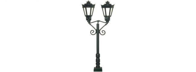 Viessmann 60731 Parklampe zweiflammig LED | Beleuchtung Spur H0