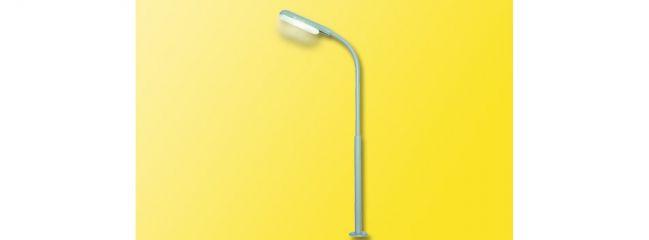 Viessmann 6090 Peitschenleuchte | 100 mm | LED weiss | Spur H0