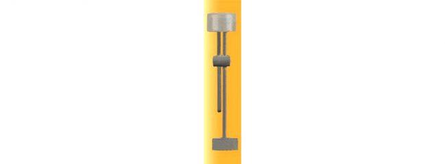 Viessmann 6172  Stehlampe mit LED warmweiss Fertigmodell 1:87