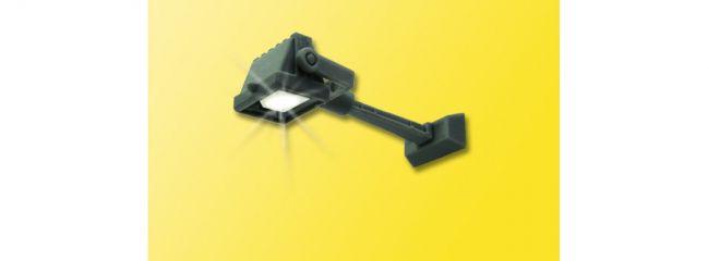 Viessmann 6334 Flutlichtstrahler mit Wandbefestigung LED Spur H0