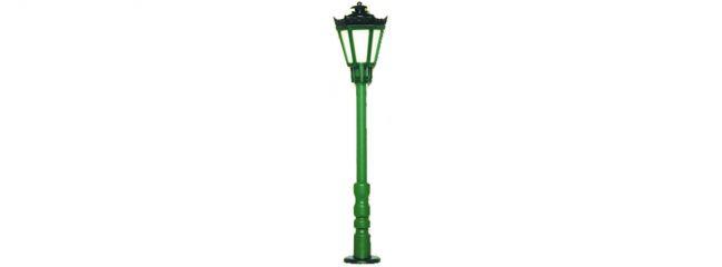 Viessmann 6072 Parklaterne grün 56 mm   Beleuchtung Spur H0