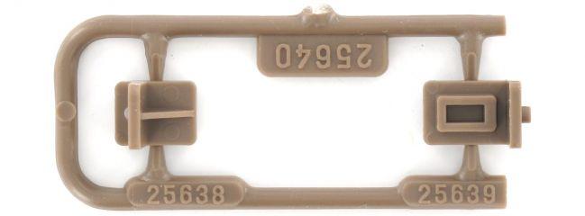 VOLLMER 1314 MASTHALTER | 2 Stück | Oberleitung Spur H0
