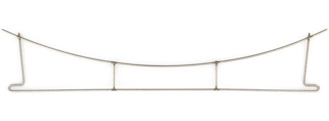 VOLLMER 41331 FAHRDRAHT 100 mm   5 Stück   Oberleitung Spur H0