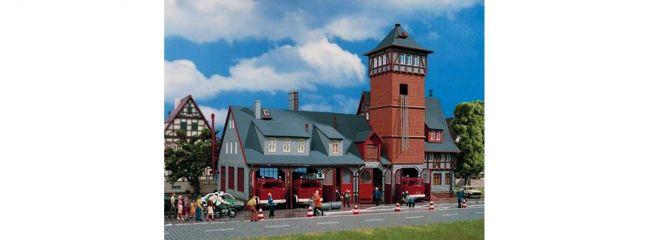 VOLLMER 3767 Feuerwehr-Haus Bausatz Spur H0