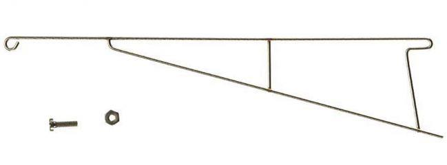 VOLLMER 41315 Anschlussstück für Oberleitungen 1 Stück Spur H0