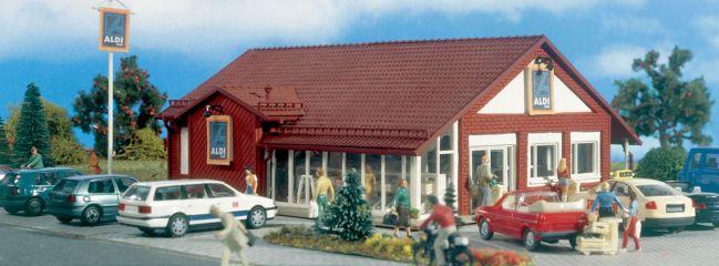 VOLLMER 43658 Supermarkt Aldi  Süd  Bausatz H0