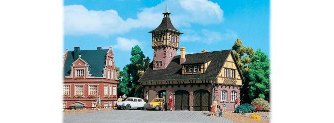 VOLLMER 43756 Gerätehalle mit Turm dreiständig Bausatz 1:87