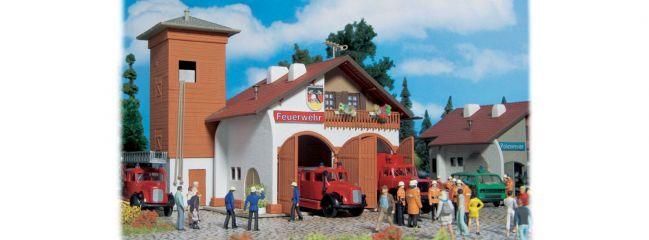 VOLLMER 43761 Feuerwehrhaus 112 zweiständig Bausatz 1:87