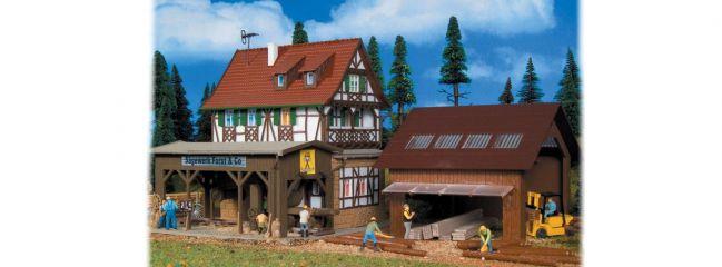 VOLLMER 43799 Sägewerk Forst & Co. Bausatz 1:87