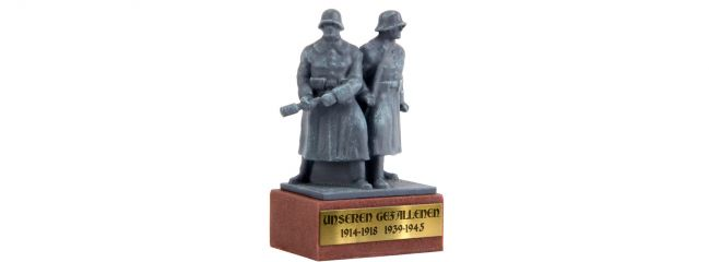 VOLLMER 48286 Kriegerdenkmal Fertigmodell 1:87