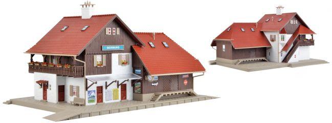 VOLLMER 49050 Bahnhof Berwang Start und Spar-Serie Bausatz 1:87